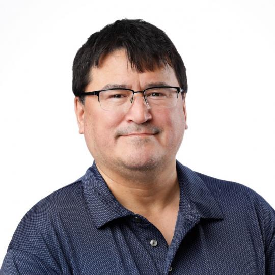 Duane Ningaqsiq Smith, Chair and Chief Executive Officer, Inuvialuit Regional Corporation