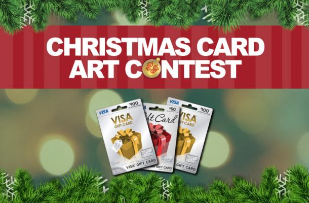 IRC Christmas Card Art Contest