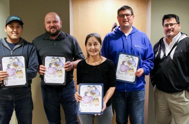 IRC Celebrates Employee Milestones