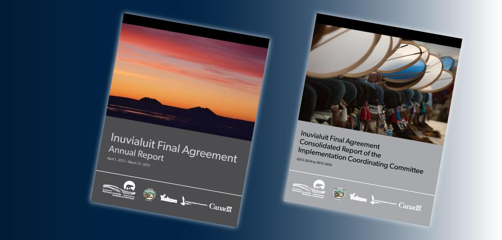You Can Now View Inuvialuit Consolidated Reports From 2012-2016