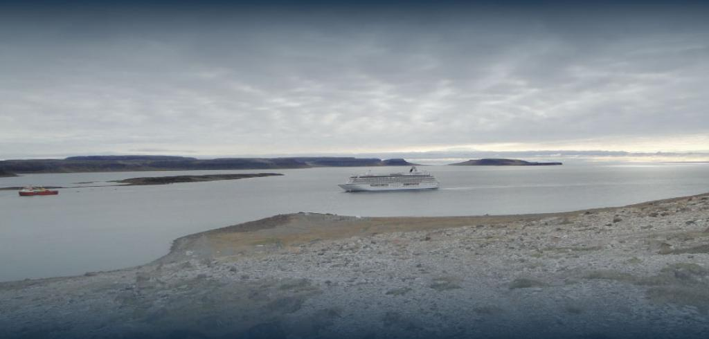 Date, Time Announced For Rescheduled Cruise Ship Consultation In Sachs Harbour