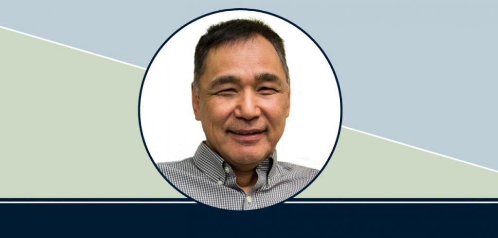 Patrick Gruben, Chair of Inuvialuit Development Corporation