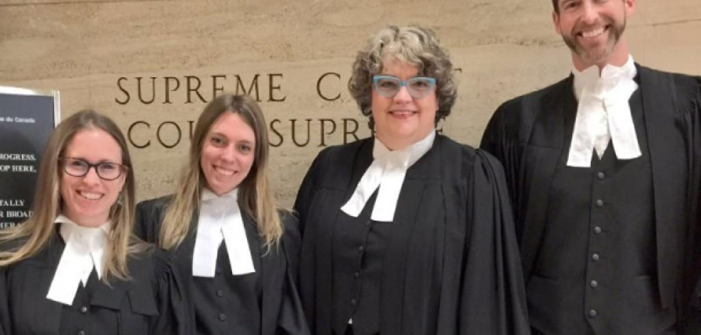 IRC Intervenes in the Clyde River Supreme Court of Canada Appeal