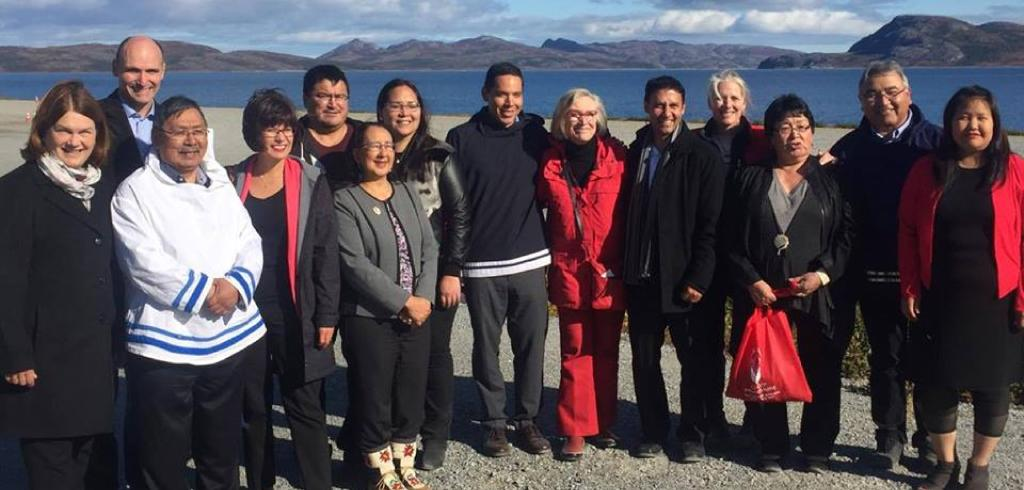 Inuit Leaders And Federal Cabinet Ministers Continue Work Of Inuit Crown Partnership Committee