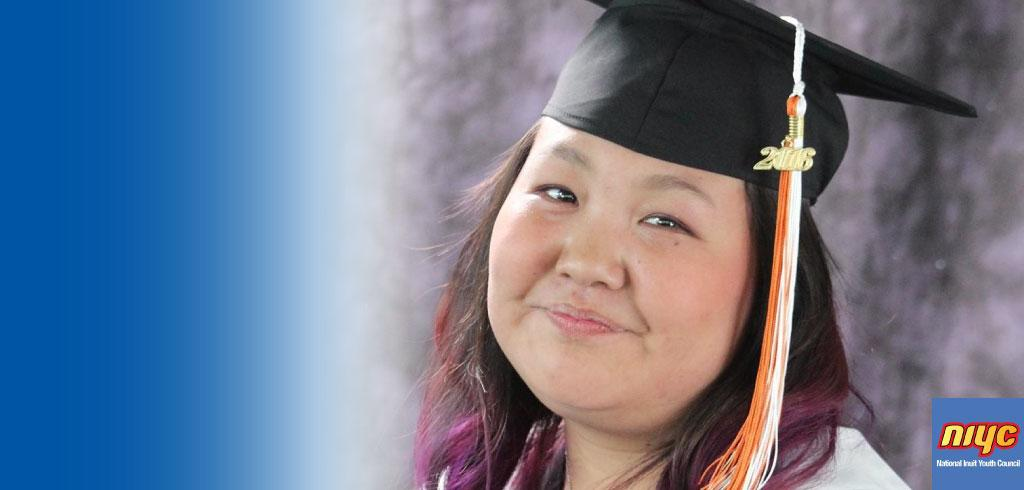 Ruth Kaviok has been elected the new president of the National Inuit Youth Council