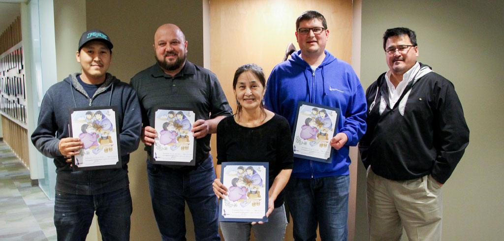 IRC Celebrates Employee Milestones
