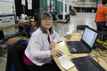 Merging Arts And Crafts With Technology And Manufacturing. Betty Elias. Tuktoyaktuk.