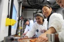 Country Food Processing Methods Course Focuses on Value-Added Techniques